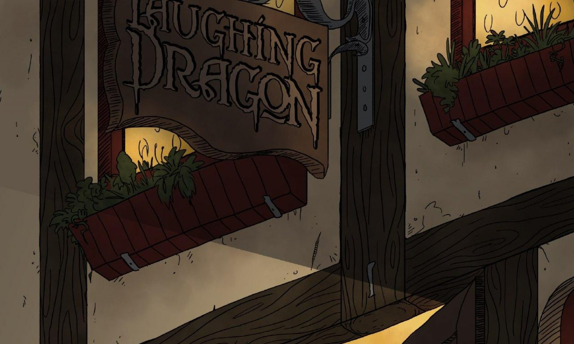 Zum lachenden Drachen
